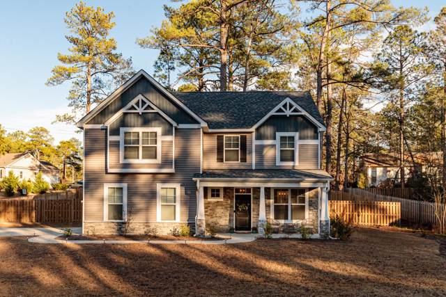 37 Marshall Place, Pinehurst, NC 28374 (MLS #198034) :: Pinnock Real Estate & Relocation Services, Inc.