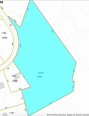 Tbd Lakeshore Drive, Rockingham, NC 28379 (MLS #198049) :: Pinnock Real Estate & Relocation Services, Inc.