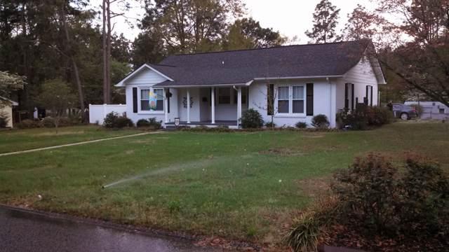 107 Beech Street, Hamlet, NC 28345 (MLS #198067) :: Pinnock Real Estate & Relocation Services, Inc.
