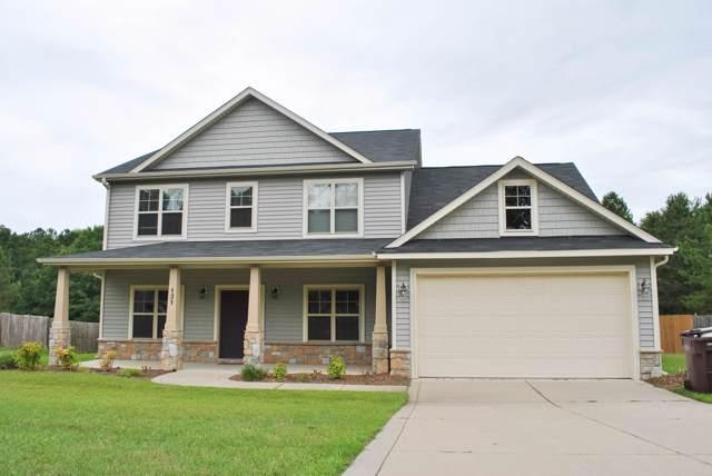 131 Executive Drive, Lillington, NC 27546 (MLS #198091) :: Pinnock Real Estate & Relocation Services, Inc.