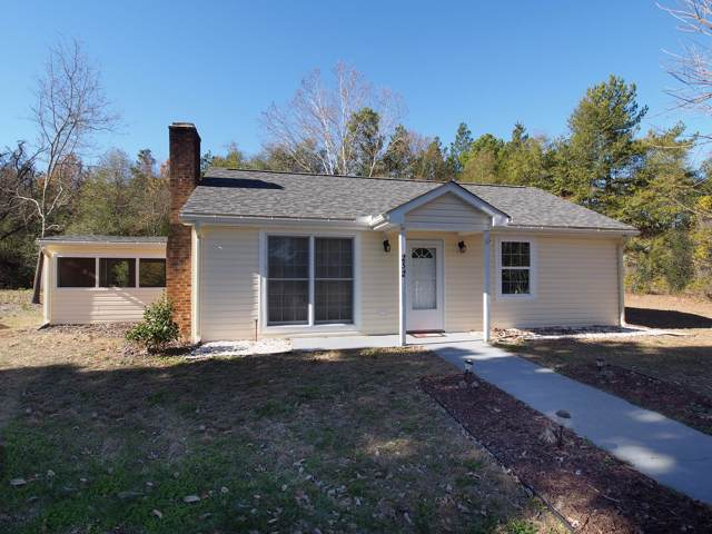 252 Edgewood Terrace Drive, West End, NC 27376 (MLS #198130) :: Pinnock Real Estate & Relocation Services, Inc.