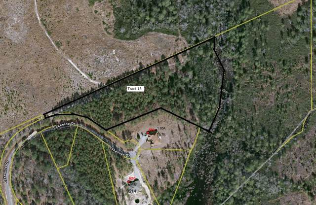 Tbd Lakeside Drive, Marston, NC 28363 (MLS #198138) :: Pinnock Real Estate & Relocation Services, Inc.