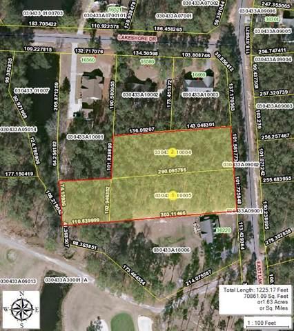 4 & 5 Eastlake Drive, Wagram, NC 28396 (MLS #198173) :: Pinnock Real Estate & Relocation Services, Inc.