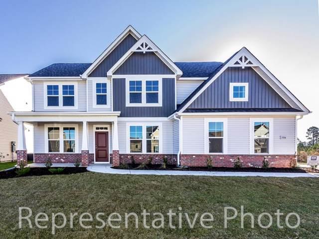 670 Avenue Of The Carolinas, Carthage, NC 28327 (MLS #198176) :: Pinnock Real Estate & Relocation Services, Inc.