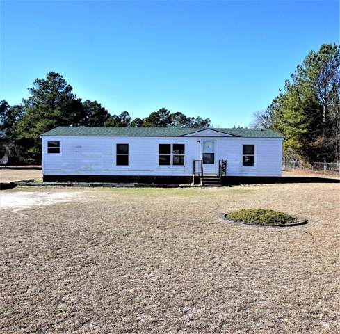 156 Countryside Drive, Aberdeen, NC 28315 (MLS #198181) :: Pinnock Real Estate & Relocation Services, Inc.