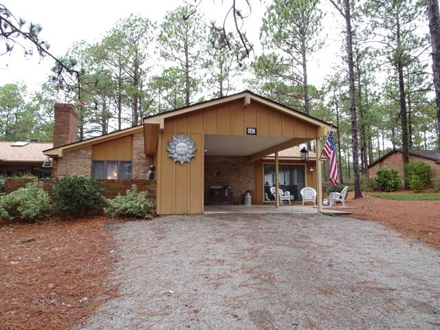 640 Redwood Drive, Southern Pines, NC 28387 (MLS #198196) :: Pinnock Real Estate & Relocation Services, Inc.