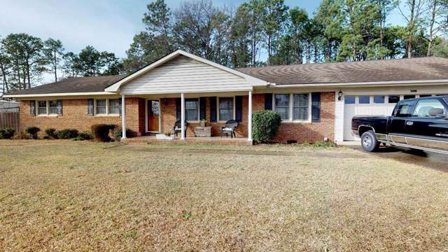 1512 Rays Bridge Road, Carthage, NC 28327 (MLS #198198) :: Pinnock Real Estate & Relocation Services, Inc.