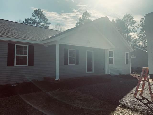 375 Pickett Circle, Vass, NC 28394 (MLS #198276) :: Pinnock Real Estate & Relocation Services, Inc.