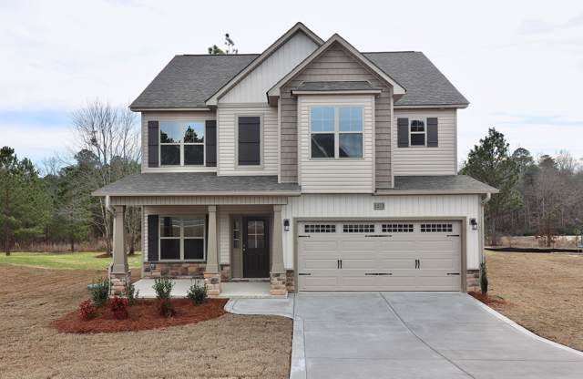 1013 Hydrangea Drive, Aberdeen, NC 28315 (MLS #198277) :: Pinnock Real Estate & Relocation Services, Inc.