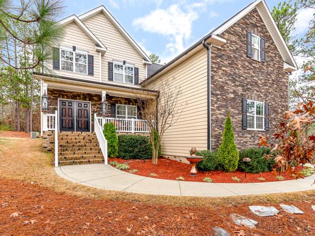 366 Avenue Of The Carolinas, Whispering Pines, NC 28327 (MLS #198290) :: Pinnock Real Estate & Relocation Services, Inc.