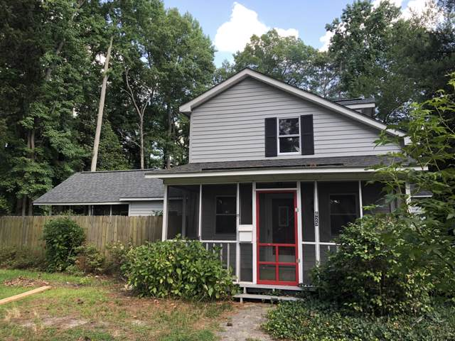 625 S May Street, Southern Pines, NC 28387 (MLS #198296) :: Pinnock Real Estate & Relocation Services, Inc.