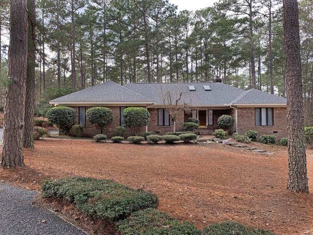 105 Christine Circle, Southern Pines, NC 28387 (MLS #198313) :: Pinnock Real Estate & Relocation Services, Inc.