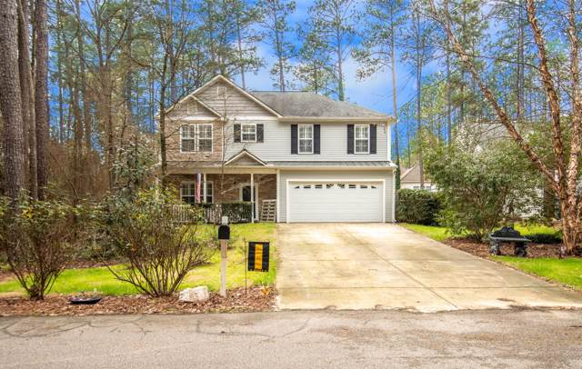 744 Elderberry Drive, Vass, NC 28394 (MLS #198323) :: Pinnock Real Estate & Relocation Services, Inc.