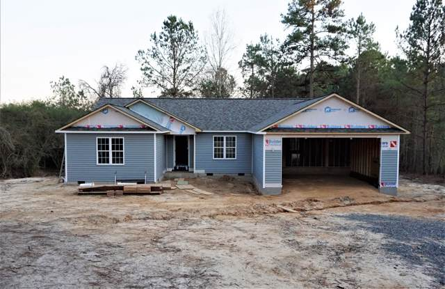 124 Windy Rush Court, Aberdeen, NC 28315 (MLS #198369) :: Pinnock Real Estate & Relocation Services, Inc.