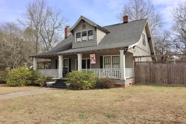 602 N Main Street, Raeford, NC 28376 (MLS #198388) :: Pinnock Real Estate & Relocation Services, Inc.