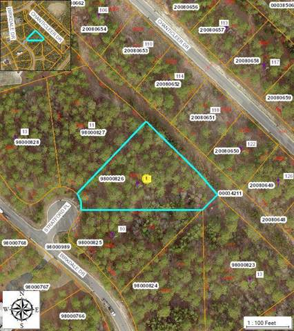 12 Stratford Place, Pinehurst, NC 28374 (MLS #198389) :: Pinnock Real Estate & Relocation Services, Inc.