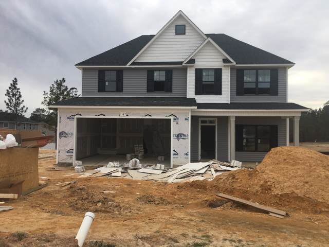 1147 Yellowwood Drive, Aberdeen, NC 28315 (MLS #198390) :: Pinnock Real Estate & Relocation Services, Inc.