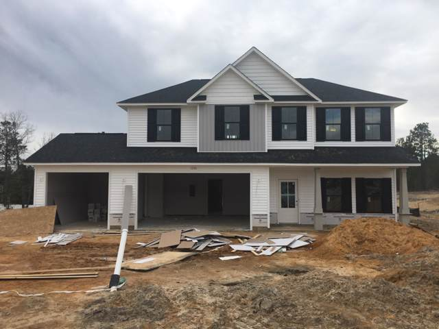 1155 Yellowwood Drive, Aberdeen, NC 28315 (MLS #198391) :: Pinnock Real Estate & Relocation Services, Inc.