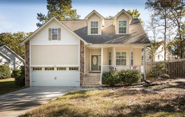 10 Bradley Lane, Pinehurst, NC 28374 (MLS #198392) :: Pinnock Real Estate & Relocation Services, Inc.