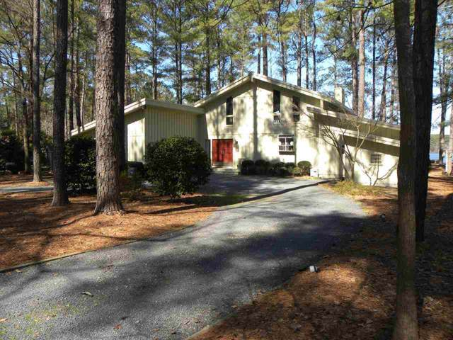 94 S Lakeshore Drive, Whispering Pines, NC 28327 (MLS #198406) :: Pinnock Real Estate & Relocation Services, Inc.