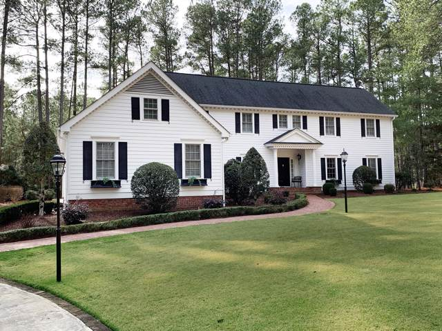 71 Glasgow Drive, Pinehurst, NC 28374 (MLS #198418) :: Pinnock Real Estate & Relocation Services, Inc.