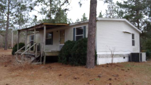 128 Dodson Road, Rockingham, NC 28379 (MLS #198424) :: Pinnock Real Estate & Relocation Services, Inc.