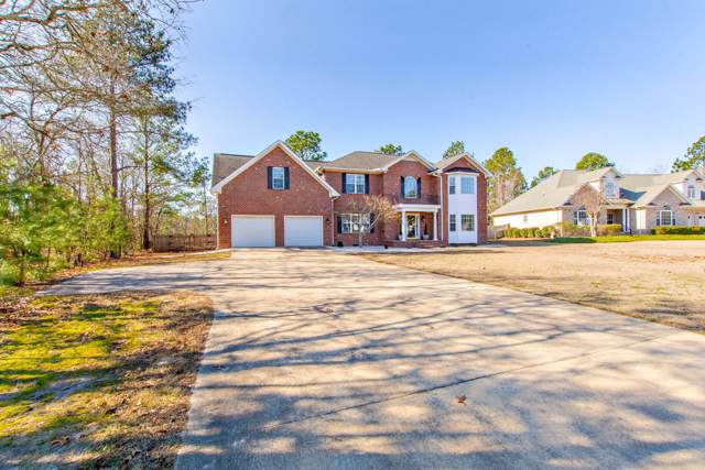 350 S Diamondhead Drive, Pinehurst, NC 28374 (MLS #198439) :: Pinnock Real Estate & Relocation Services, Inc.