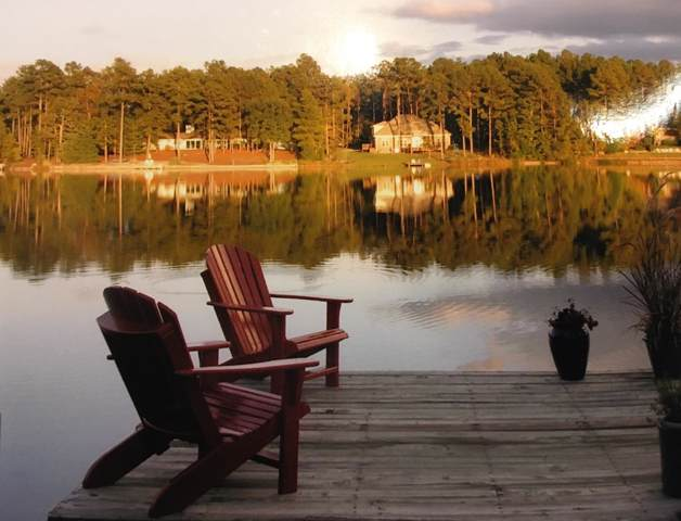 7 Dewberry Drive, Whispering Pines, NC 28327 (MLS #198461) :: Pinnock Real Estate & Relocation Services, Inc.