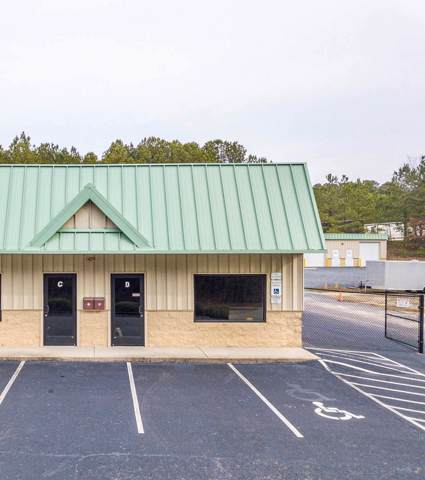 105 Parkway Drive C, Aberdeen, NC 28315 (MLS #198463) :: Pinnock Real Estate & Relocation Services, Inc.