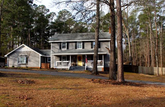 217 Stornoway Drive, Southern Pines, NC 28387 (MLS #198474) :: Pinnock Real Estate & Relocation Services, Inc.