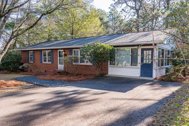 835 N Bennett Street, Southern Pines, NC 28387 (MLS #198489) :: Pinnock Real Estate & Relocation Services, Inc.