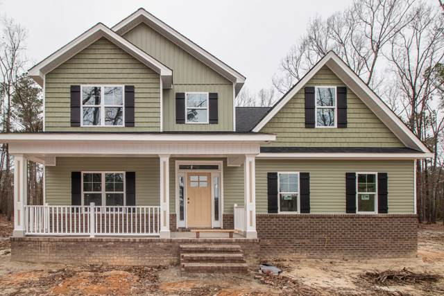 410 Michael Road, Whispering Pines, NC 28327 (MLS #198503) :: Pinnock Real Estate & Relocation Services, Inc.