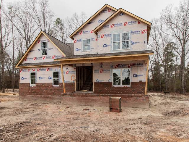 400 Michael Road, Whispering Pines, NC 28327 (MLS #198504) :: Pinnock Real Estate & Relocation Services, Inc.