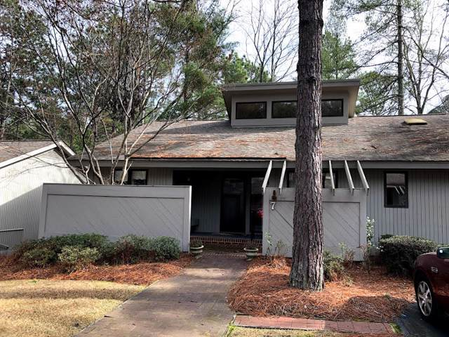 7 Village By The, Southern Pines, NC 28387 (MLS #198506) :: Pinnock Real Estate & Relocation Services, Inc.