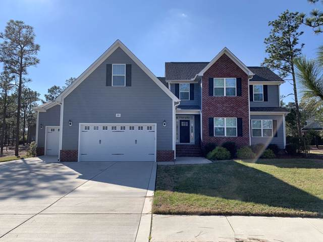 220 Cone Circle, Southern Pines, NC 28387 (MLS #198535) :: Pinnock Real Estate & Relocation Services, Inc.