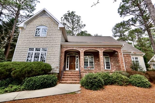 675 SE Lake Forest Drive, Pinehurst, NC 28374 (MLS #198549) :: Pinnock Real Estate & Relocation Services, Inc.