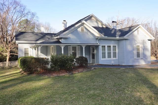 409 Summit Street, Carthage, NC 28327 (MLS #198571) :: Pinnock Real Estate & Relocation Services, Inc.