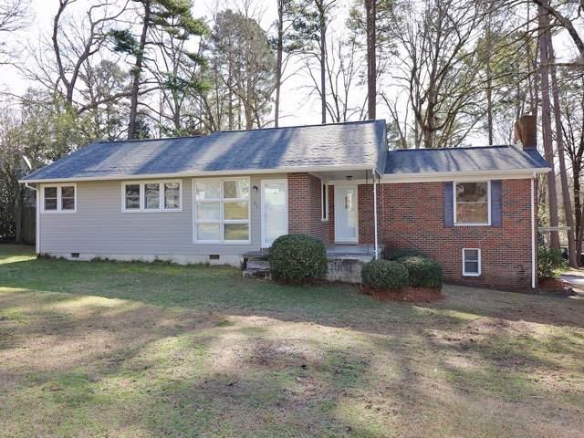 180 N Pine St, Robbins, NC 27325 (MLS #198590) :: Pinnock Real Estate & Relocation Services, Inc.
