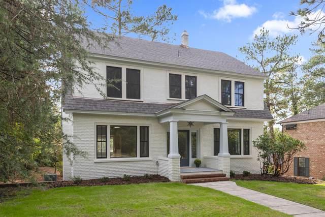250 E Pennsylvania Avenue, Southern Pines, NC 28387 (MLS #198604) :: Pinnock Real Estate & Relocation Services, Inc.