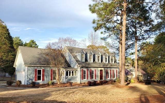 512 Edinboro Drive, Southern Pines, NC 28387 (MLS #198626) :: Pinnock Real Estate & Relocation Services, Inc.