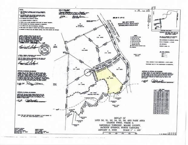 145 Second Wind Court, Foxfire, NC 27281 (MLS #198665) :: Pinnock Real Estate & Relocation Services, Inc.