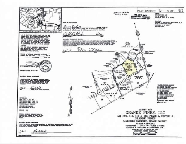 175 E Vista Ridge, Foxfire, NC 27281 (MLS #198668) :: Pines Sotheby's International Realty