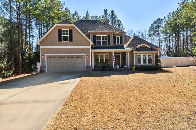125 Pinemere Court, Carthage, NC 28327 (MLS #198709) :: Pinnock Real Estate & Relocation Services, Inc.