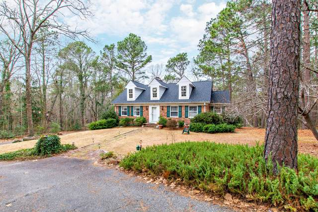 390 Hill Road, Southern Pines, NC 28387 (MLS #198713) :: Pinnock Real Estate & Relocation Services, Inc.