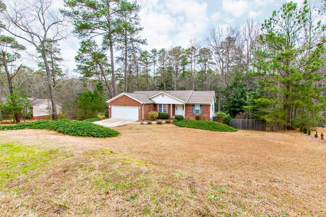 316 Broadmeade Drive, Southern Pines, NC 28387 (MLS #198715) :: Pinnock Real Estate & Relocation Services, Inc.