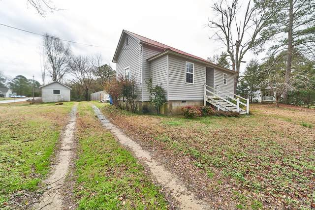 401 Front Street, Vass, NC 28394 (MLS #198728) :: Pinnock Real Estate & Relocation Services, Inc.
