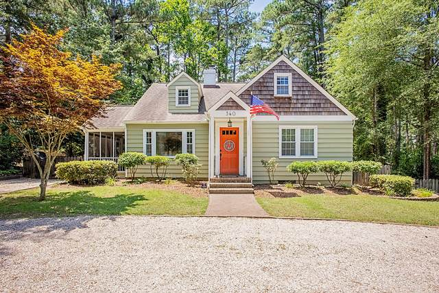 360 E Indiana Avenue, Southern Pines, NC 28387 (MLS #198752) :: Pinnock Real Estate & Relocation Services, Inc.