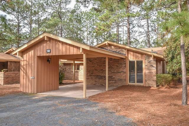407 Teakwood Lane, Southern Pines, NC 28387 (MLS #198763) :: Pinnock Real Estate & Relocation Services, Inc.