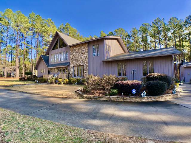 100 Grey Fox, Rockingham, NC 28379 (MLS #198764) :: Pinnock Real Estate & Relocation Services, Inc.