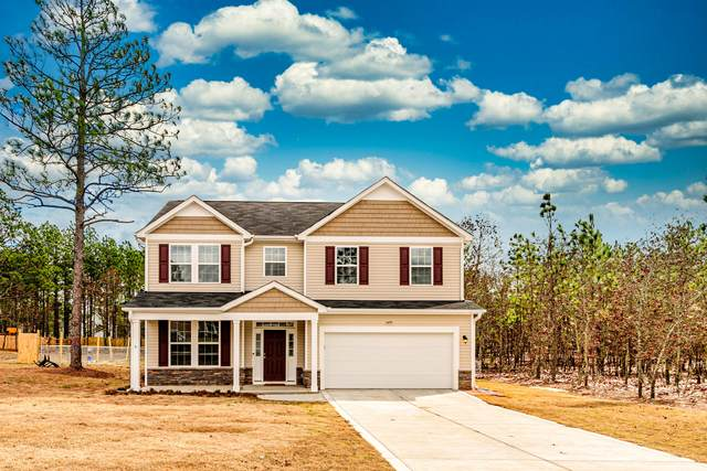 4095 Irwin Drive, Aberdeen, NC 28315 (MLS #198778) :: Pinnock Real Estate & Relocation Services, Inc.